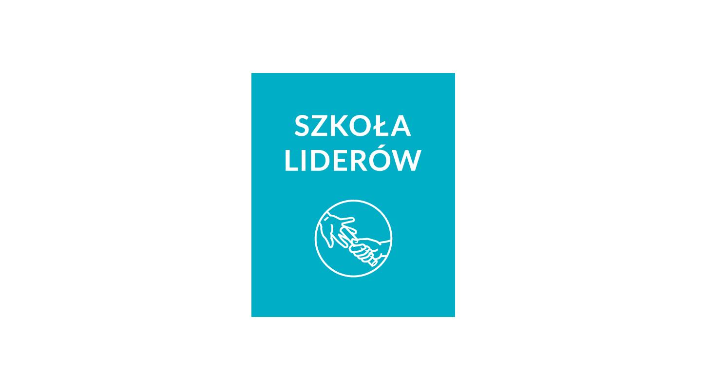 Logo Szkoły Liderów