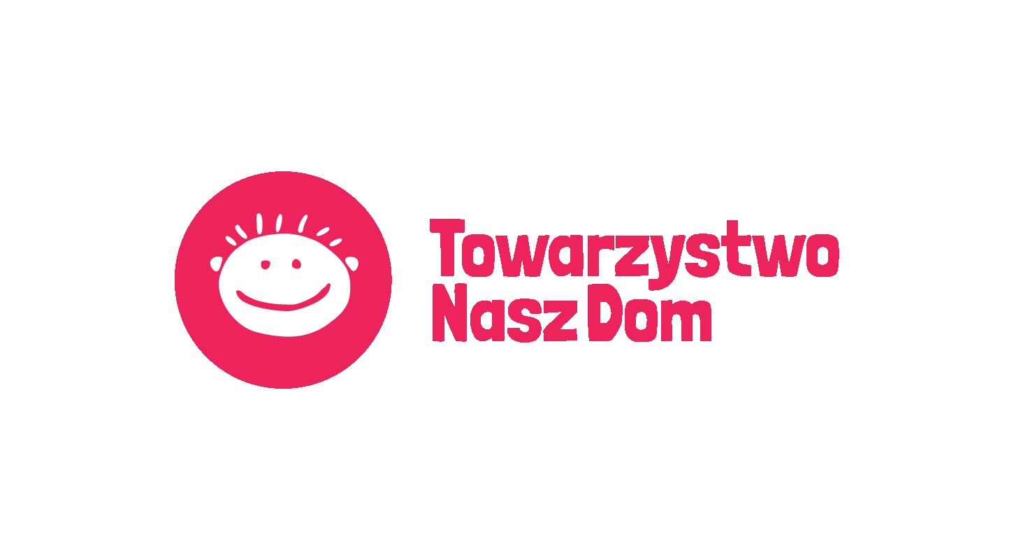 Logo Towarzystwa Nasz Dom