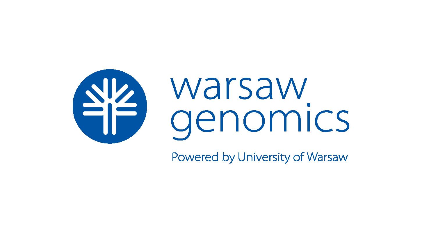 Logo Warsaw Genomics